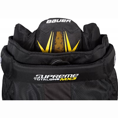 Spine Protection (Bauer Supreme TotalOne MX3 Hockey Pants - Senior)