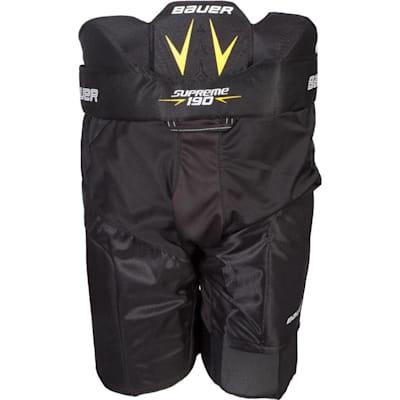 Back View (Bauer Supreme 190 Hockey Pants - Junior)
