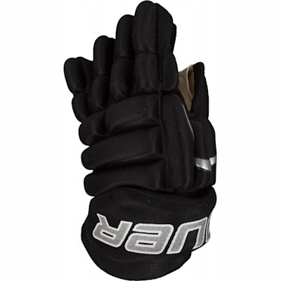 Backhand View (Bauer Prodigy Hockey Gloves - Youth)