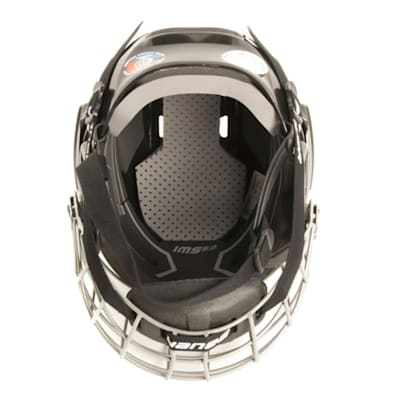 (Bauer IMS 5.0 Hockey Helmet Combo)