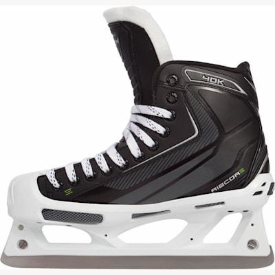 (CCM RIBCOR 40K Goalie Skates - Senior)