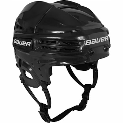 Black (Bauer Prodigy Hockey Helmet - Youth)