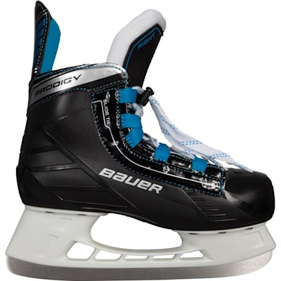 Side View (Bauer Prodigy Ice Hockey Skates - Junior)
