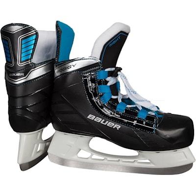 (Bauer Prodigy Ice Hockey Skates - Junior)