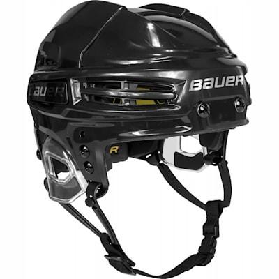 Black (Bauer RE-Akt 100 Hockey Helmet - Youth)