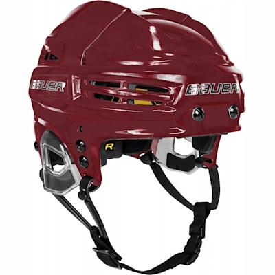 Red (Bauer RE-Akt 100 Hockey Helmet - Youth)