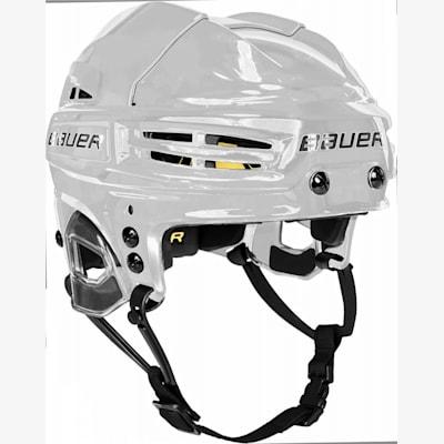 White (Bauer RE-Akt 100 Hockey Helmet - Youth)