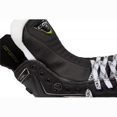 Unlaced View (CCM RIBCOR 44K Ice Hockey Skates - Junior)