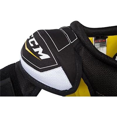 Shoulder Cap (CCM Tacks Hockey Shoulder Pads - Youth)