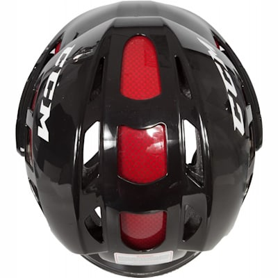 Top View (CCM Fitlite FL80 Hockey Helmet)