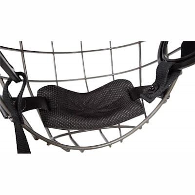 Chin Cup (CCM Fitlite FL80 Hockey Helmet Combo)
