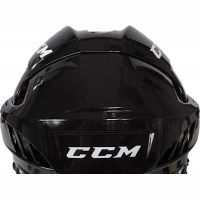 Front View (CCM Fitlite FL80 Hockey Helmet Combo)