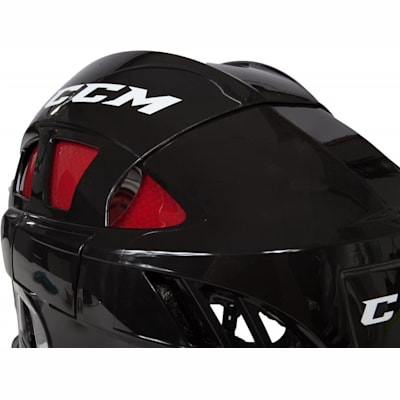 Vents (CCM Fitlite FL80 Hockey Helmet Combo)