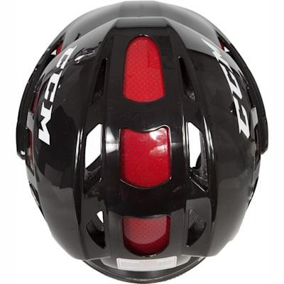 Aerial View (CCM Fitlite FL80 Hockey Helmet Combo)