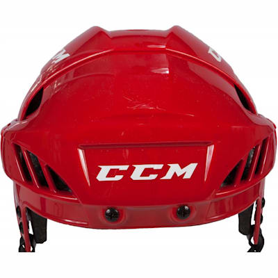 Front View (CCM FitLIte 60 Hockey Helmet)