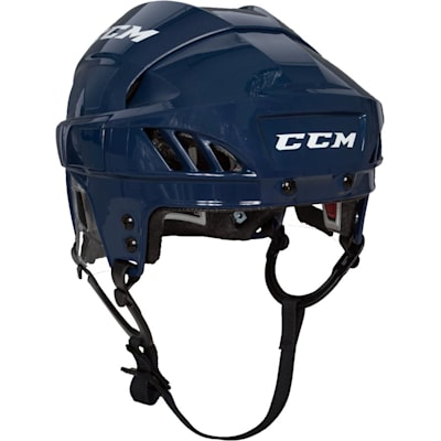 Navy (CCM FitLIte 60 Hockey Helmet)