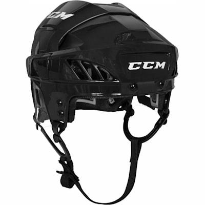 Black (CCM FitLIte 60 Hockey Helmet)