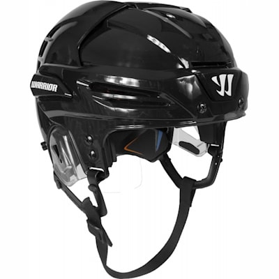 Black (Warrior Krown PX3 Hockey Helmet)