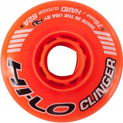 Orange (Mission HI-LO Clinger Outdoor Wheel)