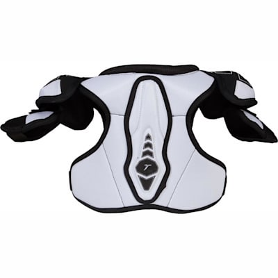 Back View (CCM Ultra Tacks Hockey Shoulder Pads - Youth)