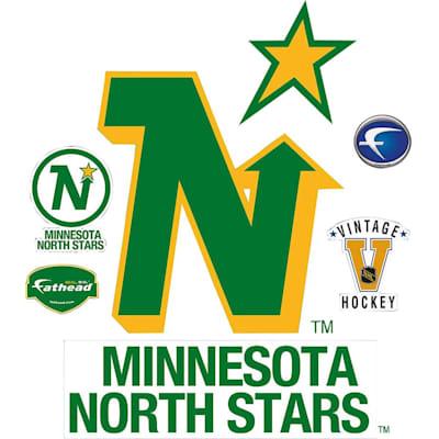 (North Stars Vintage Fathead)
