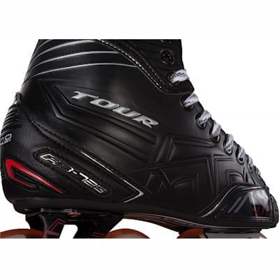 Side View (Tour Fish Bonelite 725 LE Inline Hockey Skates - Senior)