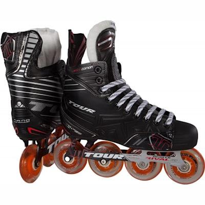 Senior (Tour Fish Bonelite 725 LE Inline Hockey Skates - Senior)