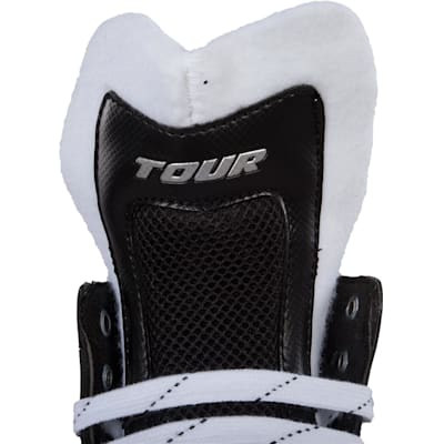 Front Of Tongue (Tour Fish Bonelite 325 Inline Skates - Senior)