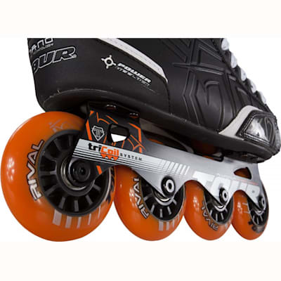 Wheel View (Tour Fish Bonelite 325 Inline Skates - Senior)