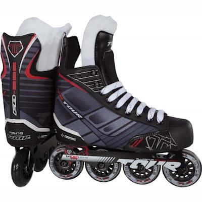 (Tour Fish Bonelite 225 Inline Hockey Skates - Junior)