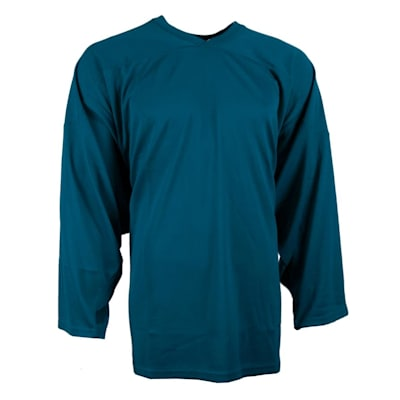 Teal (CCM 10100 Practice Jersey - Junior)