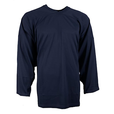 Navy (CCM 10100 Practice Jersey - Junior)