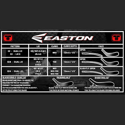 (Easton Stealth CX Grip Composite Stick - Junior)
