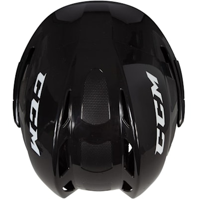 Top View (CCM Fitlite FL40 Hockey Helmet Combo)