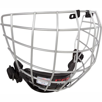 Silver (CCM FL40 Facemask)