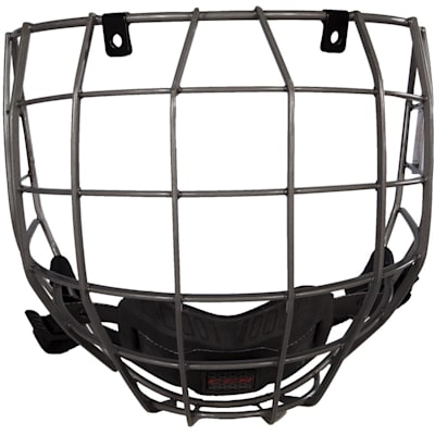 Front View (CCM Fitlite FL80 Hockey Helmet Facemask)