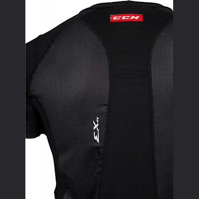 Shoulder View (CCM Compression Shirt - Youth)