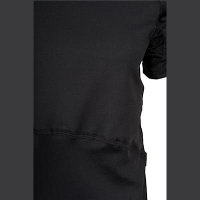 Closeup Of Front (CCM Compression Shirt - Youth)