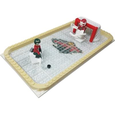Rink Setup (OYO Sports Backyard Rink Set Minifigure - Philadelphia Flyers)