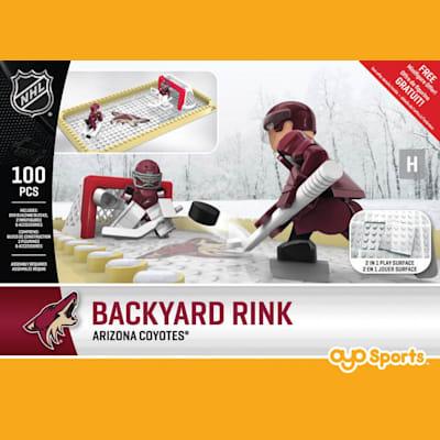 Arizona Coyotes (OYO Sports Backyard Rink Set Minifigure - Philadelphia Flyers)