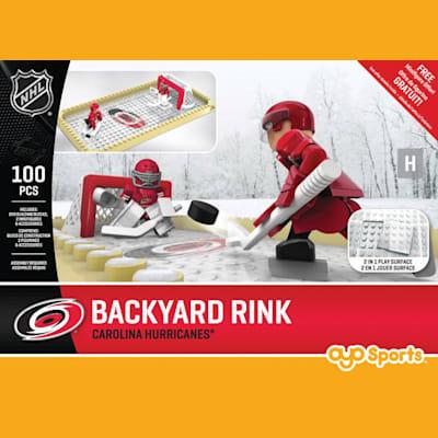 Carolina Hurricanes (OYO Sports Backyard Rink Set Minifigure - Philadelphia Flyers)