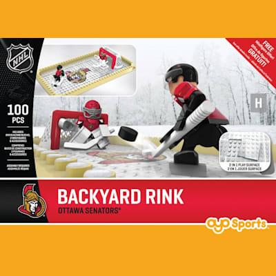 Ottawa Senators (OYO Sports Backyard Rink Set Minifigure - Philadelphia Flyers)