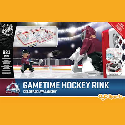 Colorado Avalanche (OYO Sports Gametime Rink Minifigure)