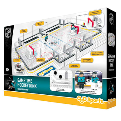 (OYO Sports NHL Team Buildable Hockey Rink)