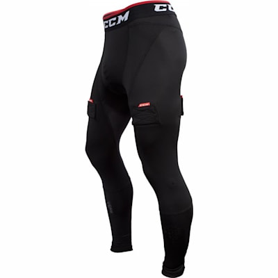 Side View (CCM Compression Jock Pant w/ Grip - Senior)