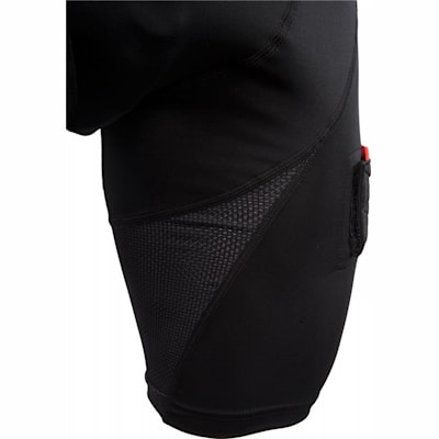 Leg View (CCM Compression Hockey Jock Short - Senior)