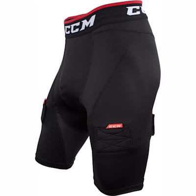 Side View (CCM Compression Hockey Jock Short - Senior)