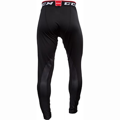 Back View (CCM BodyFit Hockey Pants - Boys)