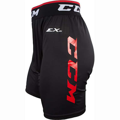 Side View (CCM BodyFit Hockey Short - Boys)