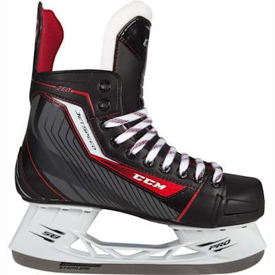 (CCM Jetspeed 260 Ice Hockey Skates - Junior)